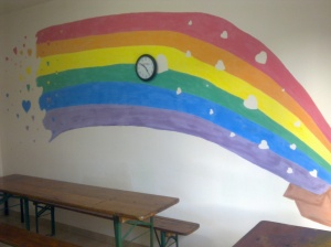 The Finished Rainbow